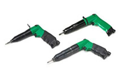 Screwdrivers/Nutrunners with slip clutch